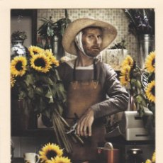 Postales: POSTAL PUBLICITARIA FNAC (BELGICA). Lote 172096382