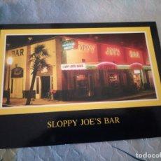 Postales: POSTAL SLOPPY JOE´S BAR. FLORIDA KEYS WHOLESALERS.AÑOS 70. Lote 172170270