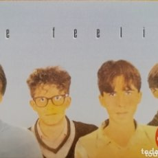 Postales: THE FEELIES, CALENDARIO BOLSILLO 2010. Lote 173975835