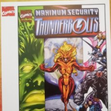 Postales: THUNDERBOLTS. Lote 173983152