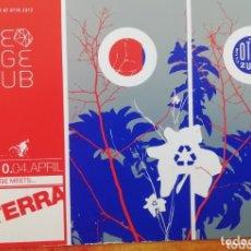 Cartes Postales: THE EGDE CLUB/SUBTERREA. OTTO ZUTZ. BCN. Lote 174011834