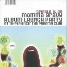 Postales: THE PANAMA CLUB. MOMMA GRAVY, 2001. Lote 174455508
