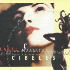Postales: LASAL SESSIONS, CIBELES BCN 2003. Lote 174455748