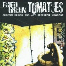 Postales: FRIED GREEN TOMATOES, GRAFFITI MAGAZINE. Lote 174459499