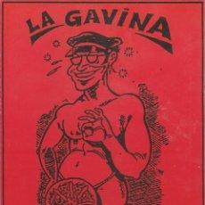 Postales: LA GAVINA, PIZZERIA. GRACIA-BCN.. Lote 174459692
