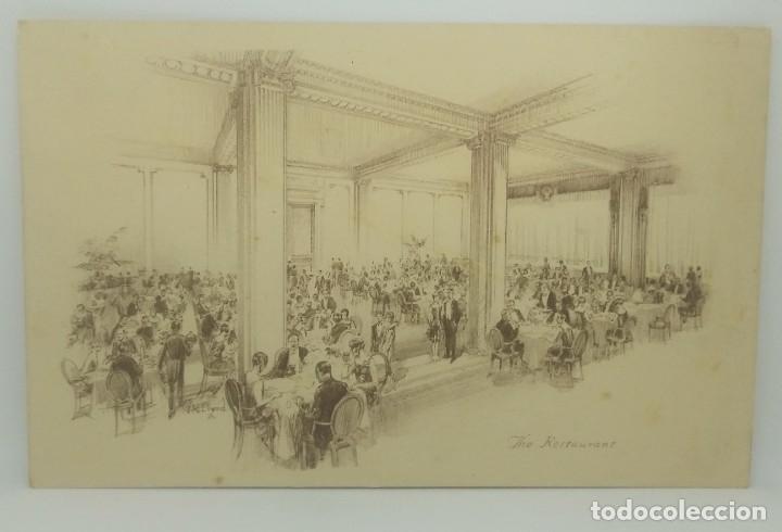 The Park Lane Hotel. The restaurant 1926 - 175971594