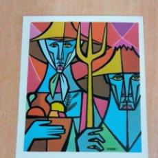 Postales: POSTAL V FERIA INTERNACIONAL DEL CAMPO. MADRID 1962. W. Lote 176279574