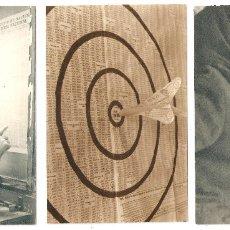 Postales: LOTERIA NACIONAL SERIE COMPLETA DE 12 POSTALES. CONCURSO FOTOGRÁFICO 1964.. Lote 178067922
