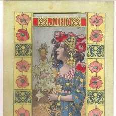 Postales: POSTAL PUBLICITARIA - COGNAC HENRI GARNIER .. Lote 178219663