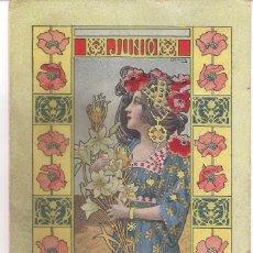 Postales: POSTAL PUBLICITARIA - COGNAC HENRI GARNIER .. Lote 178219795