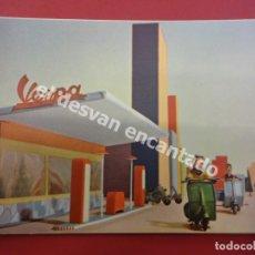 Postales: VESPA. ANTIGUA POSTAL PUBLICITARIA VESPA. Lote 180095870