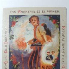 Postales: B. DOMENECH. N 11. FUEGOS DE BENGALA. Lote 180424770