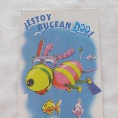 Postales: POSTAL LA BELLA EASO DOOWAP . Lote 180478188