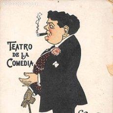 Postales: TEATRO DE LA COMEDIA- RAFAEL RAMIREZ. Lote 181713283