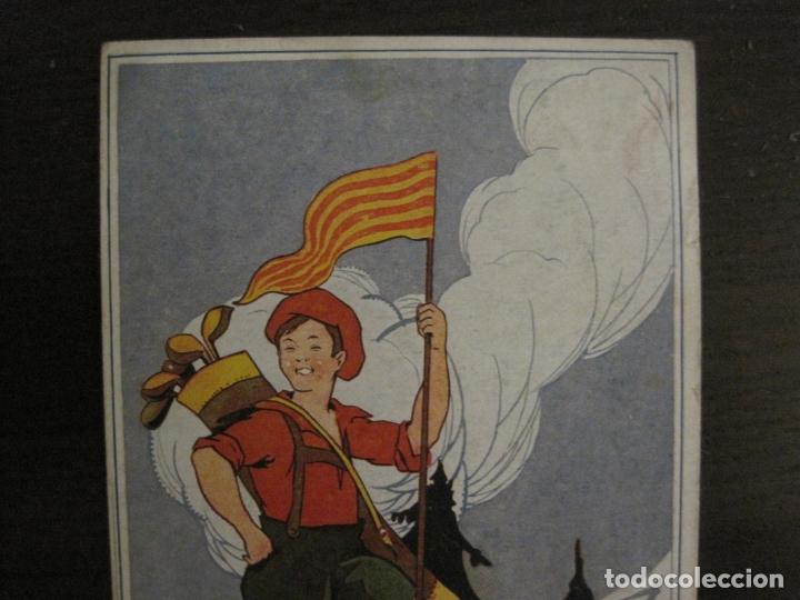 Postales: FONT ROMEU-POSTAL PUBLICITARIA DE GOLF-VER FOTOS-(63.723) - Foto 2 - 182223006