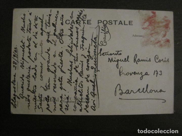 Postales: FONT ROMEU-POSTAL PUBLICITARIA DE GOLF-VER FOTOS-(63.723) - Foto 4 - 182223006
