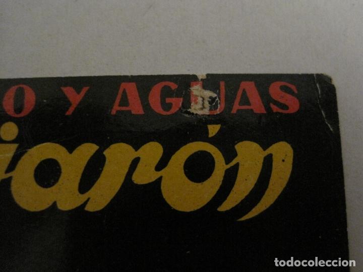 Postales: BALNEARIO Y AGUAS DE LANJARON-CARRERAS Y CIA-GRANADA-POSTAL PUBLICITARIA ANTIGUA-VER FOTOS-(63.806) - Foto 4 - 182398188