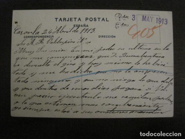 Postales: BALNEARIO Y AGUAS DE LANJARON-CARRERAS Y CIA-GRANADA-POSTAL PUBLICITARIA ANTIGUA-VER FOTOS-(63.806) - Foto 6 - 182398188