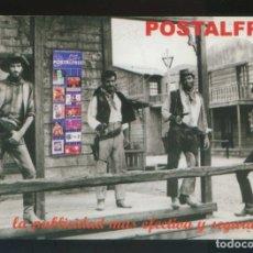 Postales: BARCELONA. PUBLICITARIA DE LA EMPRESA *POSTALFREE* DE DISTRIBUCIÓN DE POSTALES GRATUITAS. NUEVA.. Lote 210766317