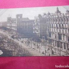 Postales: POSTAL PUBLICITARIA. CALLE CORTES - GRANORA Y - UNIVERSIDAD. SASTRERIA LA POLAR. Lote 183627267