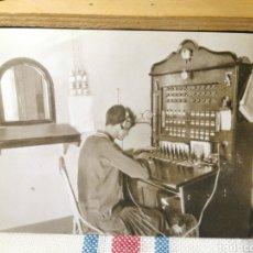 Postales: POSTAL ANTIGUA TELEFÓNICAS. Lote 189573492