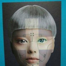 Postales: POSTAL HUMANOS EL FUTURO DE NUESTRA ESPECIE . Lote 191233697