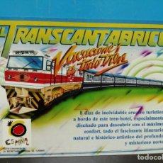Postales: POSTAL TRASCANTABRICO ESPAÑA. Lote 191233728