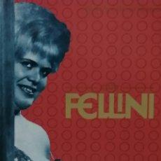 Postales: CLUB FELLINI, BCN - FLYER TARJETON-. Lote 191813155