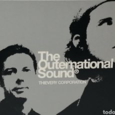 Postales: THE OUTERNATIONAL SOUND. THIEVERY CORPORATION.. Lote 191813736