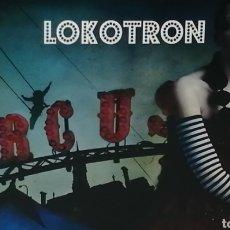 Postales: CIRCUS LOKOTRON. BCN 2006 - TARJETON -. Lote 191815290