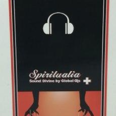 Postales: SPIRITUALIA. BCN - FLYER -. Lote 191816106