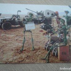 Postales: POSTAL GRAN TAMAÑO PROMOCIONAL MARS ATTACKS 2011. Lote 192875407