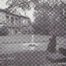 Postais: POSTAL PUBLICITARIA HOTEL TORRE MARTI, ST.JULIÀ DE VILATORTA - DORSO PUBLICITARIO. Lote 193110156
