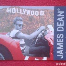 Postales: POSTAL PUBLICITARIA 1997 GAFAS INDOPTICA JAMES DEAN ACTOR DE CINE HOLLYWOOD THE LEGEND ADVERTISING... Lote 193730203