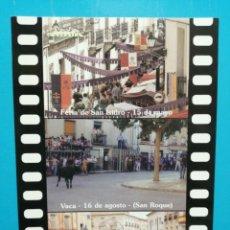 Postales: POSTAL PUBLICIDAD COSTA BLANCA FIESTAS . Lote 193979466