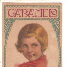 Postales: TARJETA PUBLICITARIA, CARAMELO FANFAN, ESPAÑA. Lote 194231577