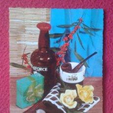 Postales: POSTAL POST CARD KRUGER CARTE POSTALE BOTELLA BOTLE DELAFORCE PIPA...ETC VER FOTOS Y DESCRIPCIÓN..... Lote 194369576