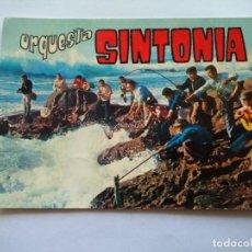 Postales: POSTAL -- ORQUESTA SINTONIA -- SIN USO --. Lote 194499997