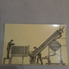 Postales: 1893 ELEVACIÓN BOLAS FNMT. Lote 194715110