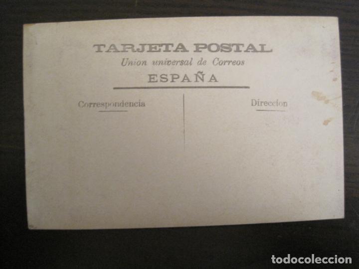 Postales: POSTAL FOTOGRAFICA ANTIGUA DE UN ESTANCO DE LOTERIA-AÑO 1907-VER FOTOS-(67.917) - Foto 4 - 194731947
