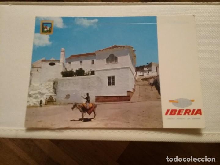 Postales: 7 postales publicitarias de Iberia - Foto 4 - 194885732