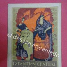 Postales: EXPOSICION GENERAL ESPAÑOLA. SEVILLA-BARCELONA 1929. . Lote 194927616
