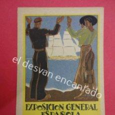 Postales: EXPOSICION GENERAL ESPAÑOLA. SEVILLA-BARCELONA 1929. . Lote 194927677