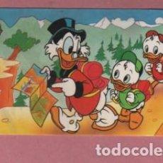 Postales: POSTAL MEDIDA DISTINTA DE LA DISNEY FAMILY PUBLICIDAD DE NESTLÉ CIRCULADA EN 1979. Lote 194936818