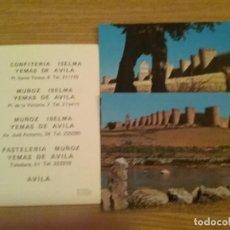 Postales: 12 POSTALES PUBLICITARIAS.. Lote 194967053