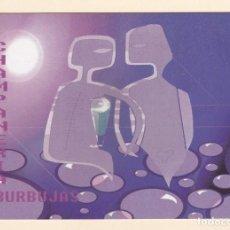 Postales: POSTAL CHAMPANERIA BURBUJAS FUENGIROLA. MALAGA - POSTALFREE. Lote 194973967