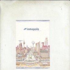 Postales: POSTAL INMOPOLIS. . Lote 195136508