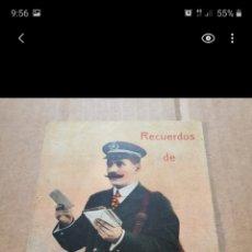 Postales: POSTAL CARTERO LINARES. Lote 195163011