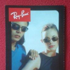 Postales: POSTAL POST CARD PUBLICIDAD 1998 RAY-BAN GAFAS DEFINITELY GLASSES..DE SOL ? LUNETTES.......VER FOTOS. Lote 195201420