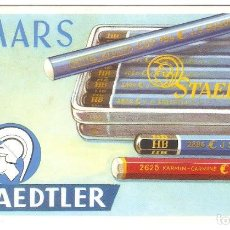 Postales: PAPEL SECANTE, STAEDTLER. MARS, SIN USAR. Lote 195231756